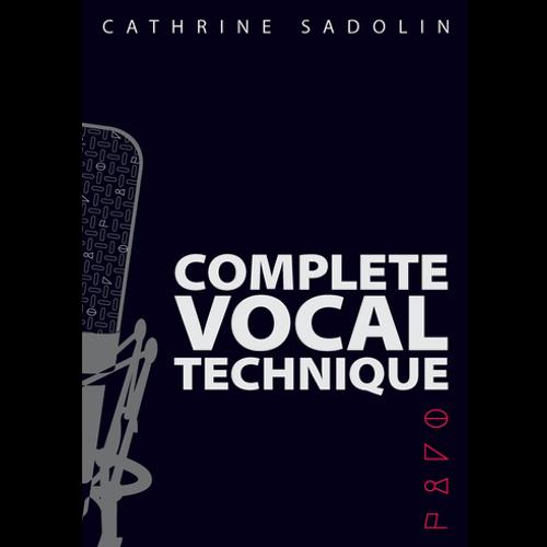 complete vocal technique book